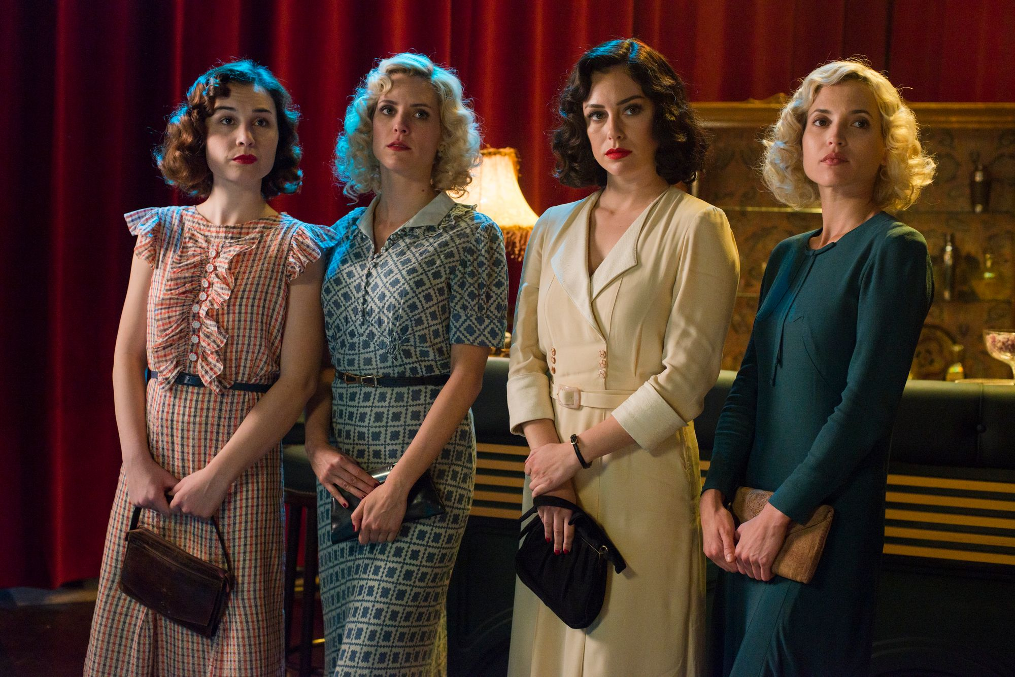 Cable Girls 5. Sezon