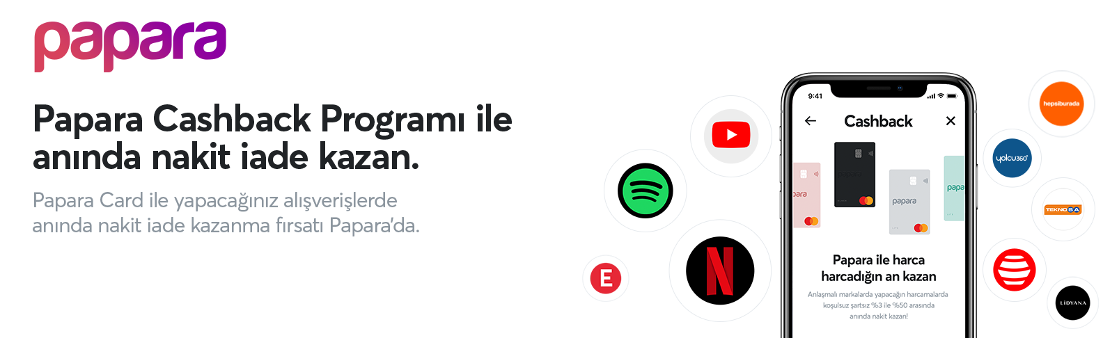 Spotify, YouTube Music Kampanyası