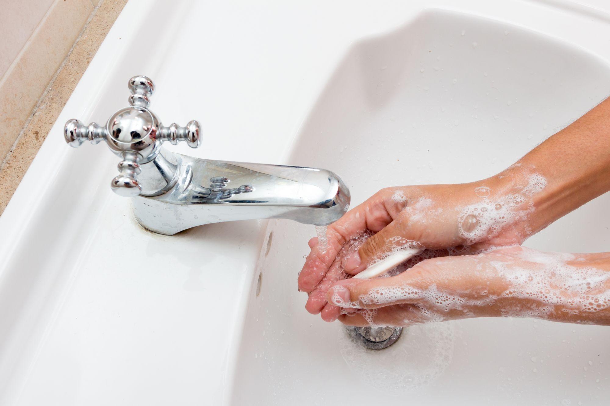 El yıkama teknikleri