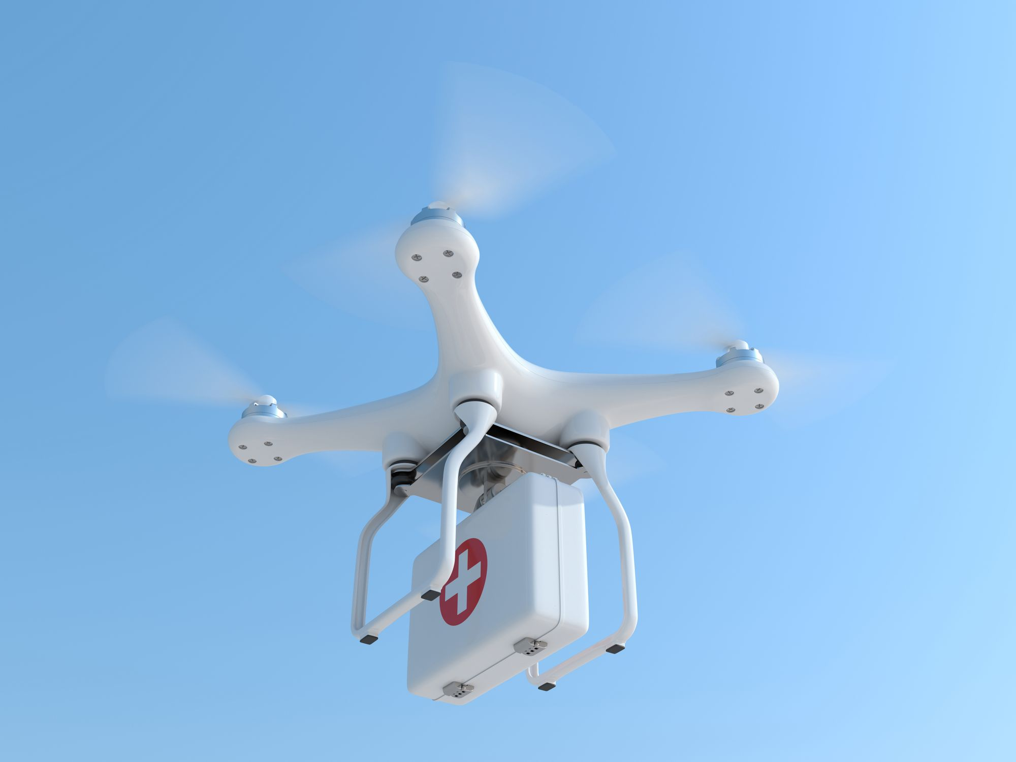 Drone teslimat