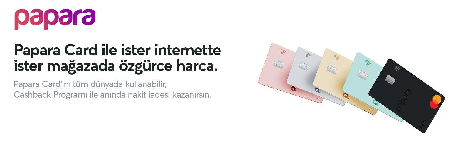 Papara_Card